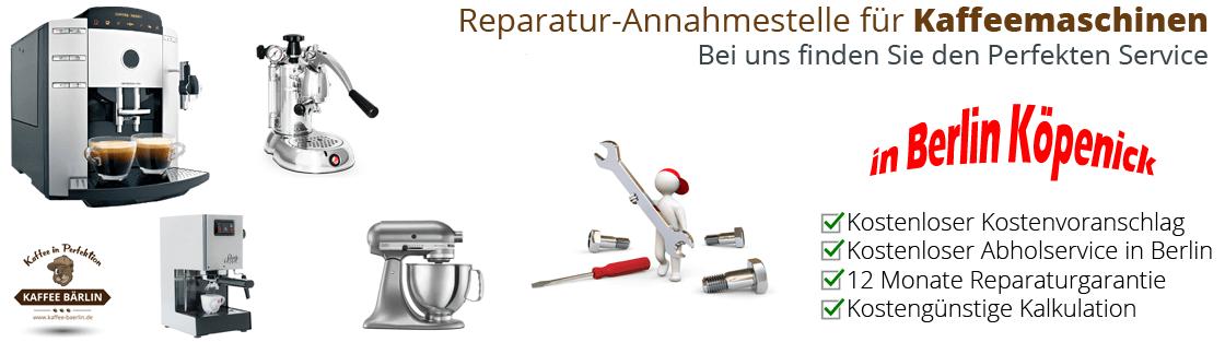 Delonghi Jura Kitchenaid Gaggia Reparatur Service Berlin
